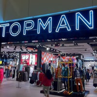 Photo taken at Topman by has on 4/15/2012