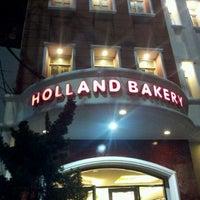 Photo taken at Holland Bakery Kp. Melayu by Arham A. on 8/18/2012