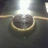 Photo taken at Lawangsari by Aleya A. on 4/30/2012