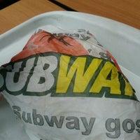 Photo taken at Subway by Ricardo C. on 6/21/2012