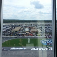 Photo taken at Atlanta Motor Speedway by Mandy G. on 9/2/2012
