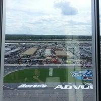 Photo taken at Atlanta Motor Speedway by Mandy G. on 9/2/2012