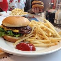 Photo taken at Steak 'n Shake by Eric S. on 4/12/2012