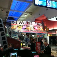 Photo taken at AMC Loews Cherry Hill 24 by Andrew W. on 4/29/2012