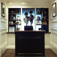 Photo taken at Hackett London by Nick D. on 2/3/2012