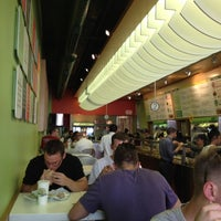 Photo taken at Chop't Creative Salad Company by Desmond W. on 6/20/2012