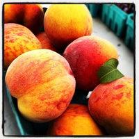 Photo taken at FRESHFARM Market by the White House by Christopher G. on 6/21/2012