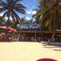 Photo taken at Bar Dom Pero by Gilson F. on 3/2/2012