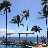 Photo taken at Wailea Beach Marriott Resort & Spa by Justin S. on 5/28/2012