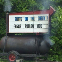 Photo taken at Butts On The Creek by Doug H. on 6/21/2012