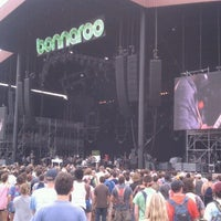 Photo taken at Bonnaroo Music & Arts Festival by Stephen R. on 6/10/2012