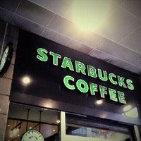 Photo taken at Starbucks by Paola R. on 2/26/2012
