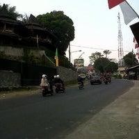 Photo taken at JL.Raya Lembang Bandung by Den P. on 8/24/2012