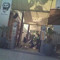 Photo taken at Café do Teatro by Gil V. on 8/29/2012