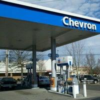Photo taken at Chevron by Weston R. on 2/24/2012