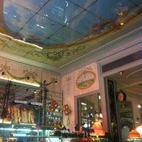 Photo taken at Le Moulin de La Vierge by Emma Q. on 8/10/2012