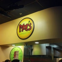 Photo taken at Moe's Southwest Grill by Noelle M. on 8/8/2012