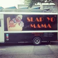 Photo taken at Nom Nom Truck by Joshua C. on 6/18/2012