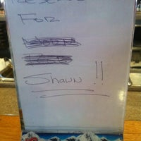 Photo taken at Applebee's by Shawn N. on 3/17/2012
