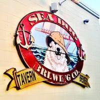 Photo taken at Sea Dog Brewing Company by Amanda L. on 7/23/2012