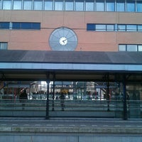 Photo taken at Station Hilversum by Jaap F. on 3/29/2012