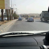 Photo taken at King Khaled Rd by Saad Fahad A. on 5/7/2012