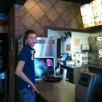 Photo taken at Taco Bell by Gerrianne W. on 6/29/2012