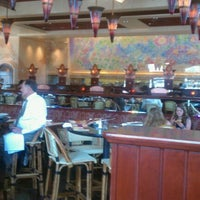Photo taken at Cheesecake Factory by Chelsea B. on 6/28/2012