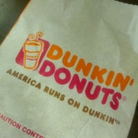 Photo taken at Dunkin Donuts by Paul N. on 5/3/2012