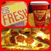 Photo taken at Peter Piper Pizza by DJ FURIOUS on 7/17/2012