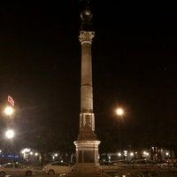 Photo taken at Obelisco by Ricky A. on 4/29/2012