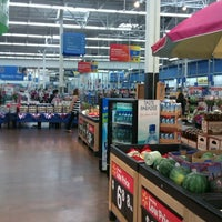 Photo taken at Walmart Supercenter by Nadya M. on 6/30/2012