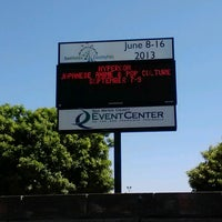 Photo taken at San Mateo County Event Center by Christina E. on 9/7/2012
