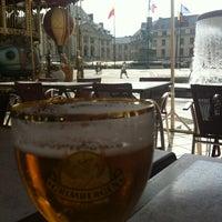 Photo taken at Café du Martroi by Baptiste on 8/1/2012