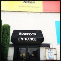 Photo taken at Samy's Camera by Jen Pollack B. on 7/12/2012
