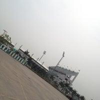 Photo taken at Leo Stadium by TaChat on 3/15/2012