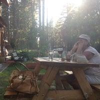 Photo taken at Blue Angel Cafe by Elizabeth R. on 9/4/2012