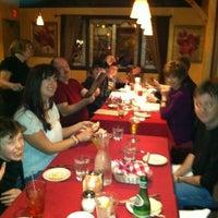 Photo taken at Mazzi's by Bridget K. on 2/14/2012