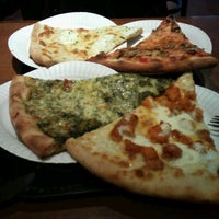 Photo taken at Abitino's Pizzeria by makoto h. on 2/29/2012