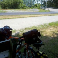 Photo taken at Great Allegheny Passage - Youghiogheny River Trail by george h. on 7/5/2012
