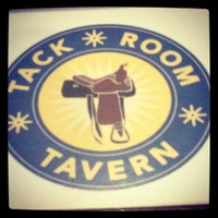 Photo taken at Tack Room Tavern by Sylvia R. on 4/6/2012