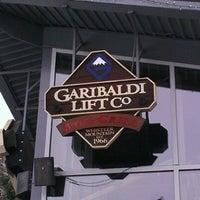 Photo taken at (GLC) Garibaldi Lift Co. Bar & Grill by Steve M. on 3/18/2012