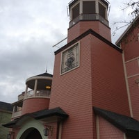 Photo taken at Disney's Saratoga Springs Resort & Spa by いがため on 2/10/2012