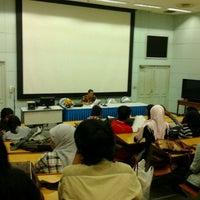 Photo taken at STMM MMTC Yogyakarta by Daredorr on 6/8/2012