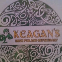 Photo taken at Keagan's Irish Pub and Restaurant by Tracy G. on 6/14/2012