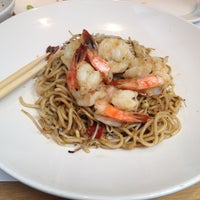 Photo taken at Wagamama by Charles W. on 7/28/2012