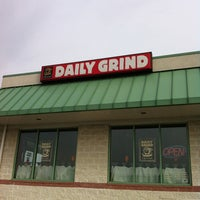 Photo taken at Daily Grind by Beth P. on 3/31/2012