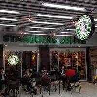 Photo taken at Starbucks Coffee 京都Porta店 by Takashi E. on 3/12/2012