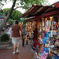 Photo taken at Olvera Street by Michael M. on 4/29/2012