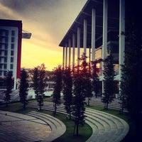 Photo taken at Taylor's University Lakeside Campus by Ashraf J. on 4/13/2012